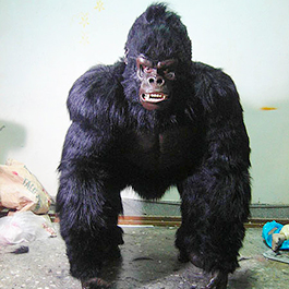 機械金剛裝 Animatronic King Kong Suit
