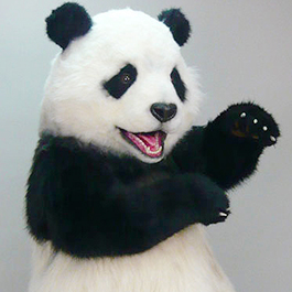 貓熊 Animatronic Panda Suit