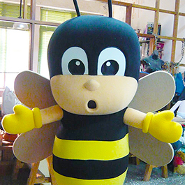 蜜蜂人 Bee Costume (TVC)